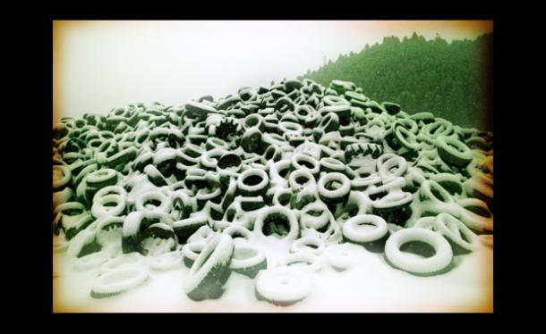 Fabrication pneu