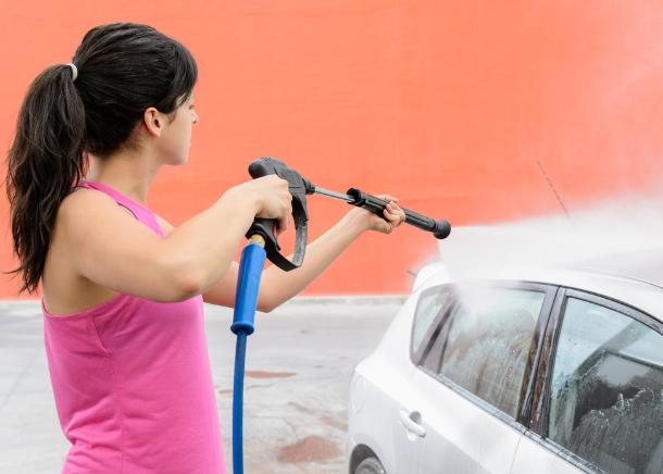 Kit lavage voiture karcher